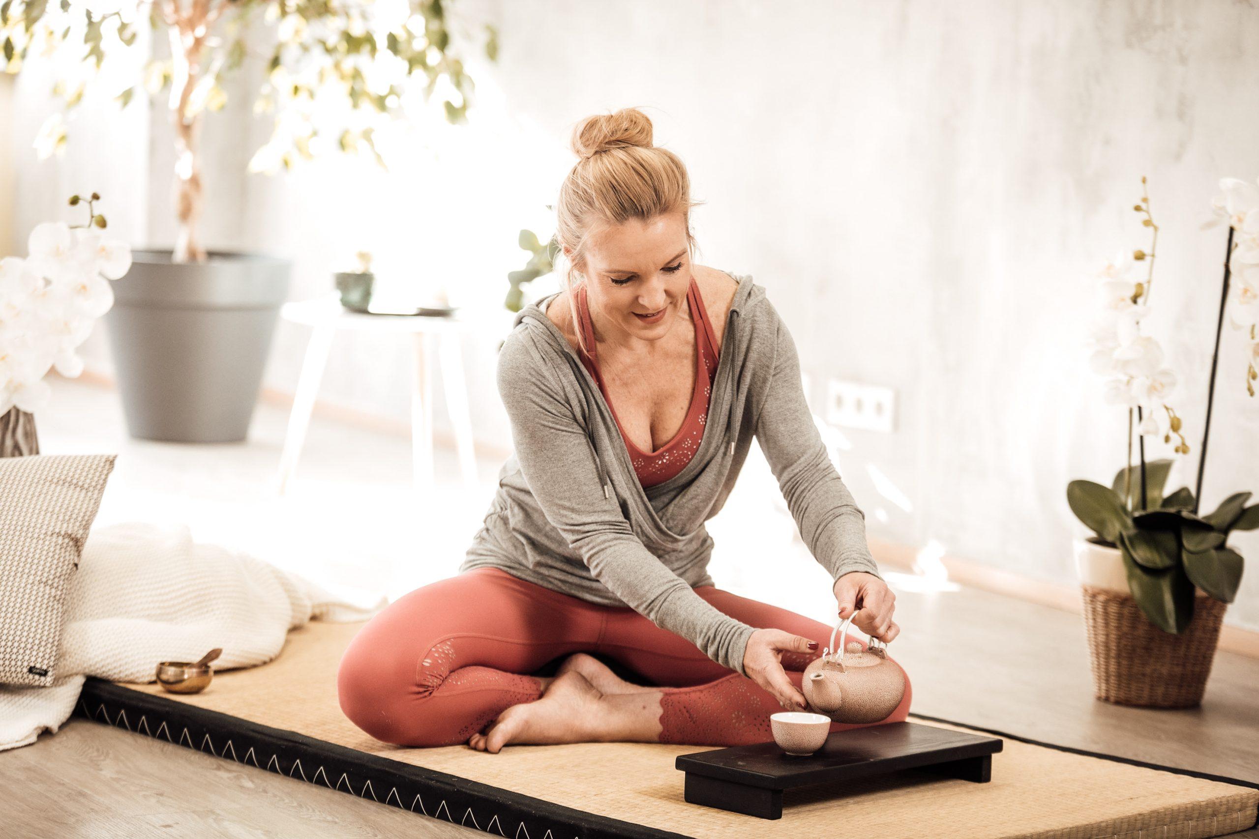 Online Meditation mit vita Zen Lounge Salzburg